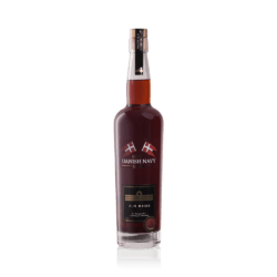 A.H.Riise Danish Navy Rum Navy Strength