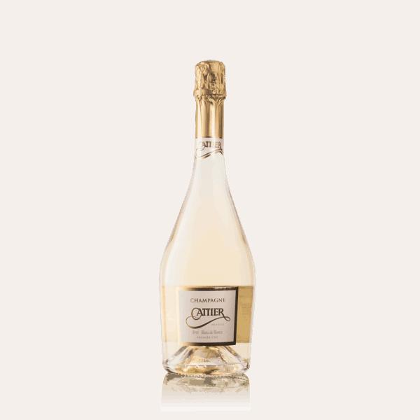 Cattier, Champagne Blanc De Blanc, Premier Cru Brut