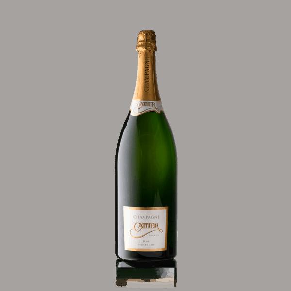 Cattier, Champagne Brut Jeroboam 3L