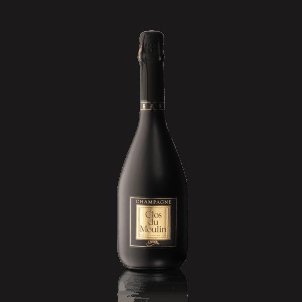 Cattier, Champagne Clos Du Moulin Brut