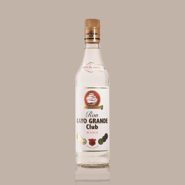 Cayo Grande Oro Rum