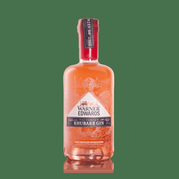 Gin Warner Edwards Rhubarb