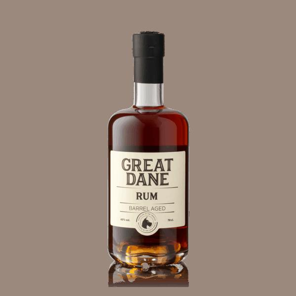 Great Dane, Rom