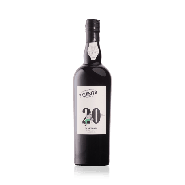 Madeira 20 års Malvasia