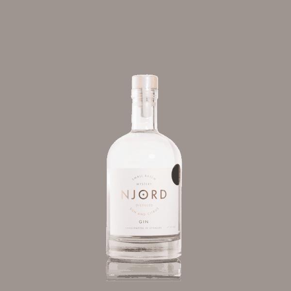 Njord Gin, Sun Citrus