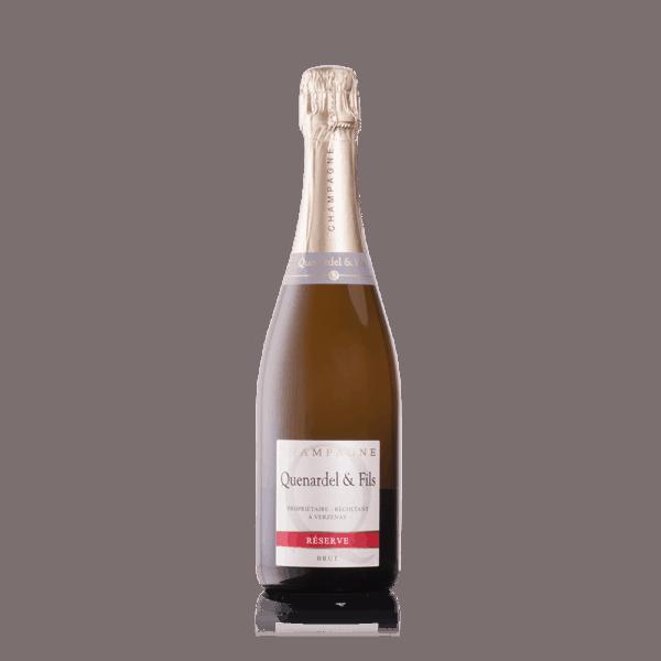 Quenardel Champagne, Reserve Brut