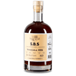 SBS Venezuela Single Barrel Selection Rom