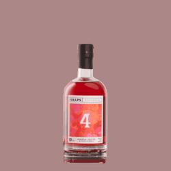 Snaps Bornholm – 4 Hindbær, ingefær & Gr