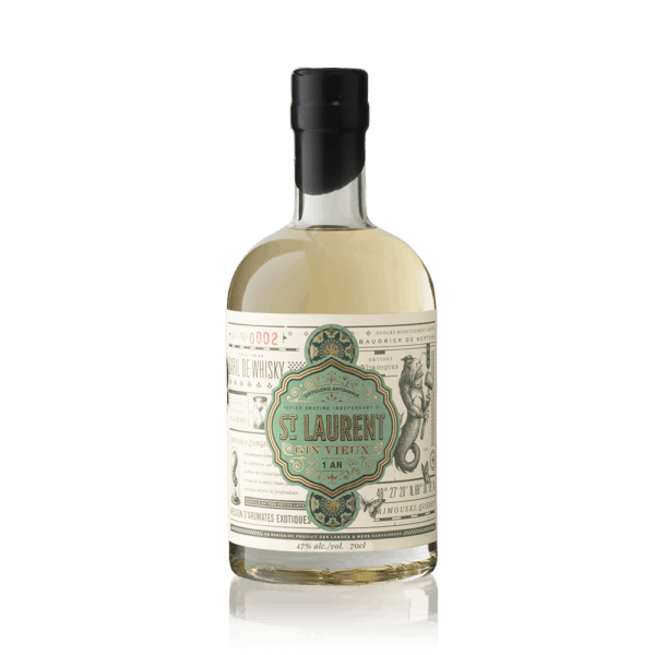 St. Laurent Gin Vieux