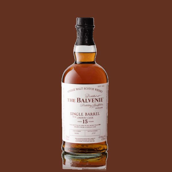 Balvenie Single Barrel 15