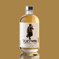 Foxy Man Gin – Æble + Fennikel