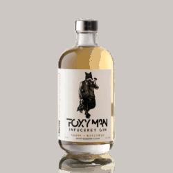 Foxy Man Gin, Agurk