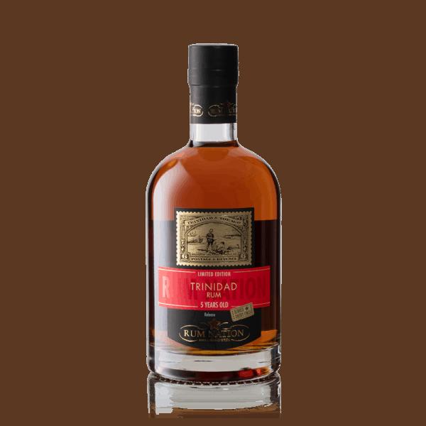 Rum Nation Trinidad 5 års