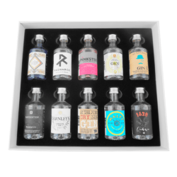 The Gin Box / 10 x 5 cl