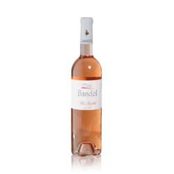 "Moulin La Roque ""Les Galets"" Bandol Rose"