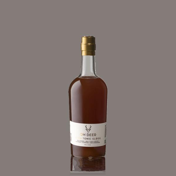 Oh Deer, Hvid Gin & Tonic Gløgg