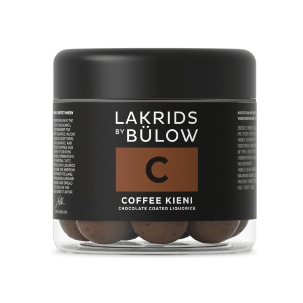 "Bulow, Small C ""Coffee Kieni"""