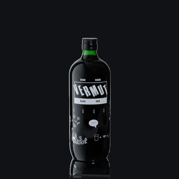 Casa Mariol, vermouth, Negra