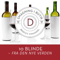 """10 Blinde fra """"Den Nye Verden"""" 20 August Østerbro"""