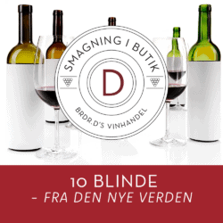 "10 Blinde fra ""Den Nye Verden"" 20 August Nygade"
