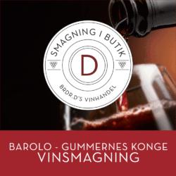 Barolo – Gummernes konge 24. September Nygade