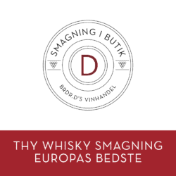 Thy Whisky smagning 7. Oktober Nygade
