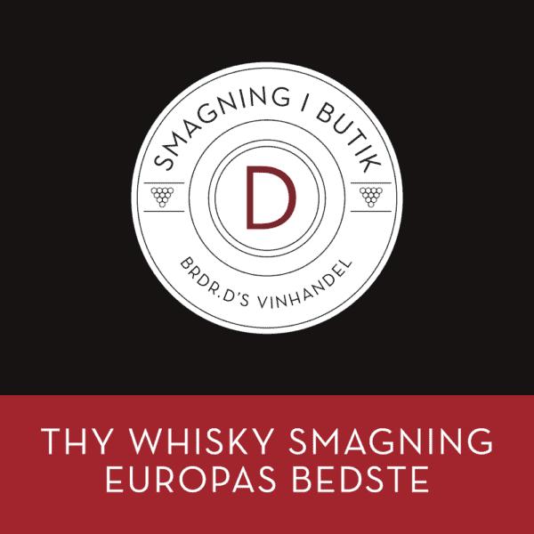 Thy Whisky smagning 8. Oktober Østerbro