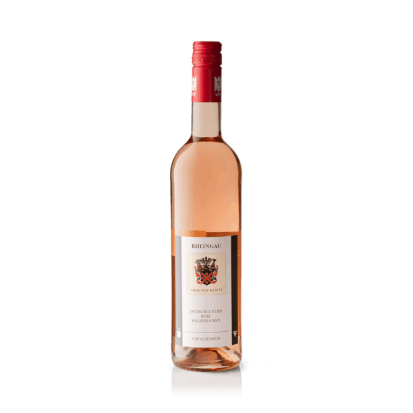 Weingut Kanitz, Spatburgunder Rose halbtrocken