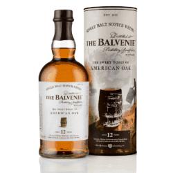 Balvenie 12 Years Whisky American Oak