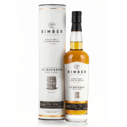 "Bimber, Single Malt ""Ex-Bourbon Oak Casks"" Batch no. 1"