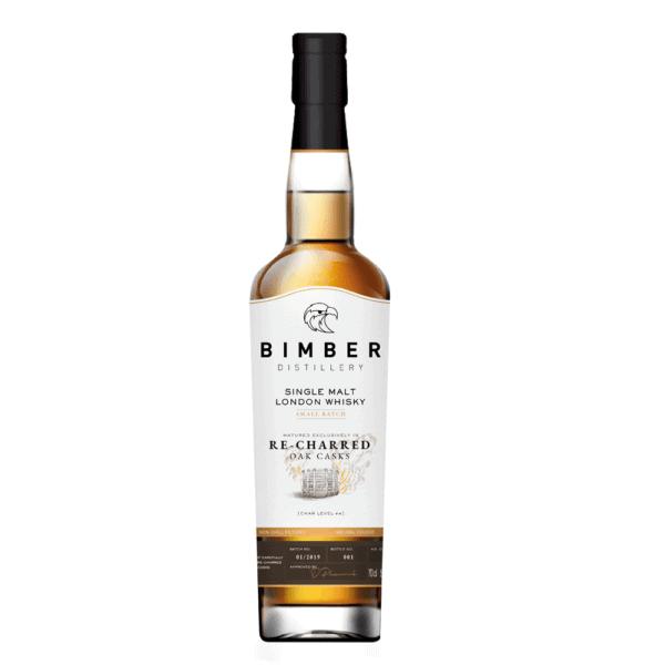 "Bimber, Single Malt ""Re-Charred Oak Casks"" Batch no. 1"