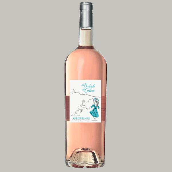 La Balade de Coline, Rose MG 1,5L