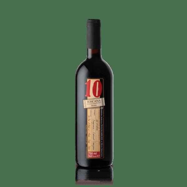 Svoltacarrozze, Rosso Toscana