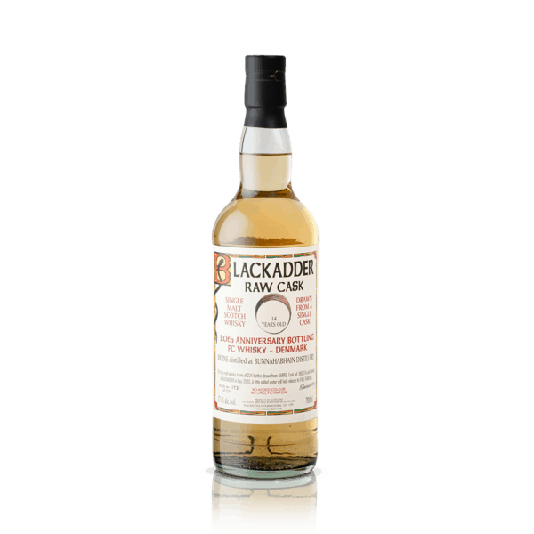Blackadder Bunnahabhain Moine, 20th Anniversary Whisky