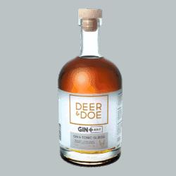 """Deer & Doe, """"Gin+Æble"""" Gin & Tonic Gløgg"""