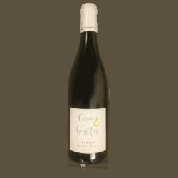 Domaine Bellang, Chardonnay Cuvee des Gouttes