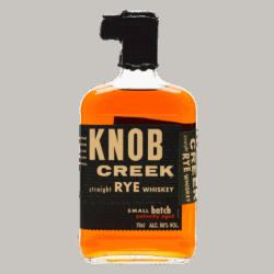 Knob Creek Rye