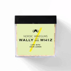 Wally and Whiz, Lime m. Sur Citron