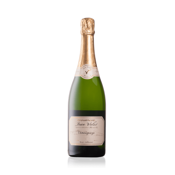 Velut Champagne, Témoignage Blanc de Blanc Extra Brut