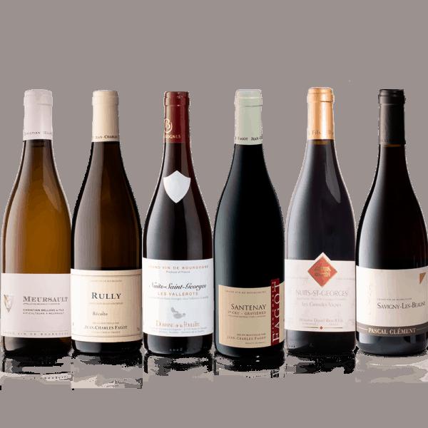 Brdr. D's Vinhandel Bourgogne Smagekasse