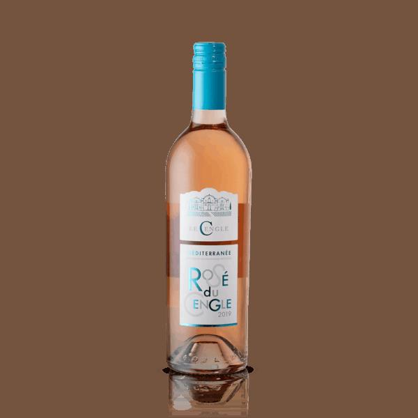 Château de la Galiniere Rose du Cengle, IGP Mediterranee 2019