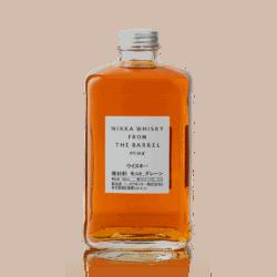 Nikka Whisky From the Barrel of Nikka