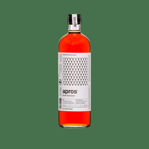 Apros Rose Vermouth