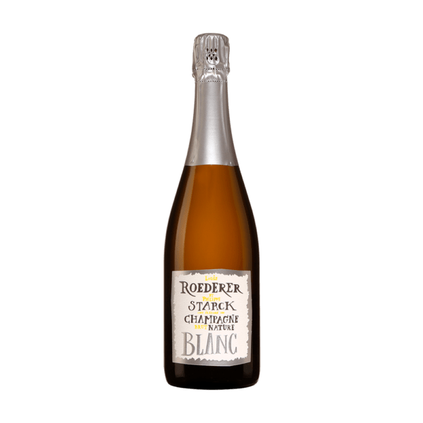 """Louis Roederer, """"Philippe Starck"""" Brut Nature"""