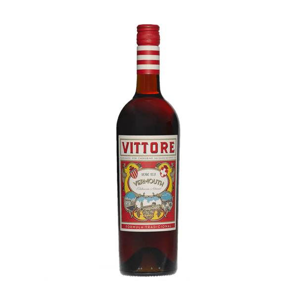 Vittore Vermouth, Red