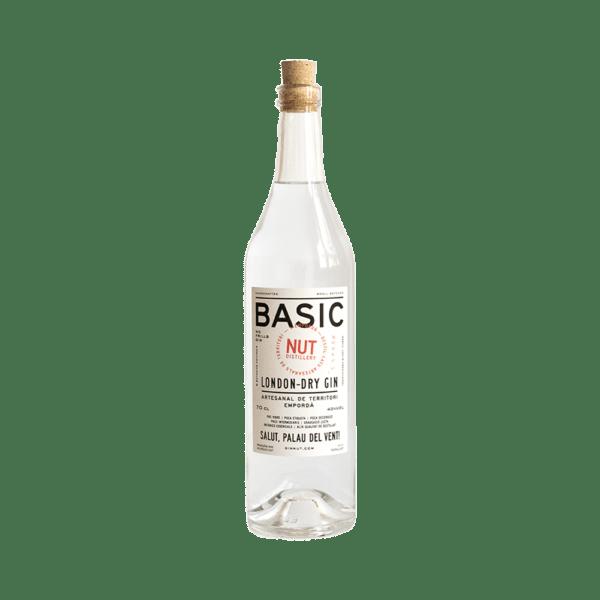 """Gin Nut """"Basic"""" London Dry Gin"""