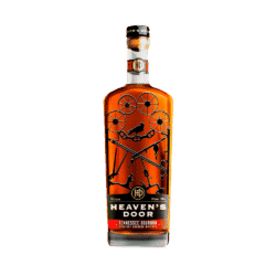 "Heaven's Door ""Bob Dylan"" Straight Bourbon Whiskey"