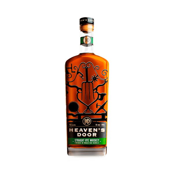 "Heaven's Door ""Bob Dylan"" Straight Rye Whiskey"
