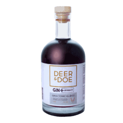 "Ny Nordisk Deer & Doe, ""Gin+Kirsebær"" Gin & Tonic Gløgg"