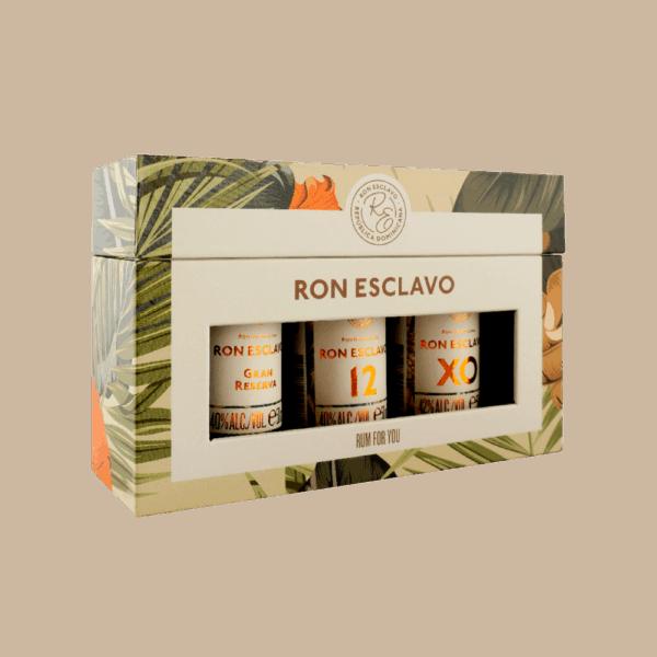 Ron Esclavo 3 x 5 cl Rum